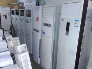 成都柜机空调回收